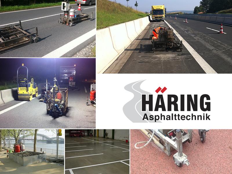 Willkommen bei Häring Asphalttechnik, Adelsried