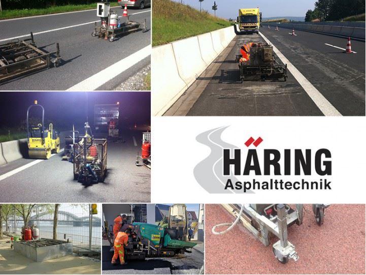 Willkommen bei HäringWillkommen bei Häring Asphalttechnik, Adelsried